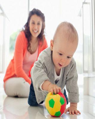 快收藏啦!这8个亲子游戏有助于宝宝智力发育