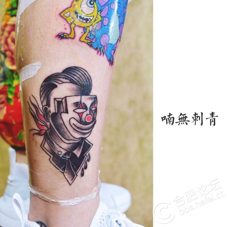 刺青 纹身 750_750