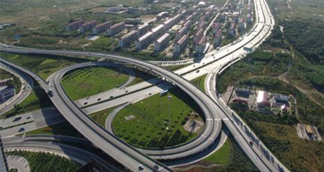 新东二环再建4公里高架桥