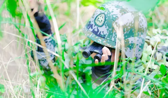 """一日特种兵丛林探险""""猎人的荣誉""""征兵工作开始"""