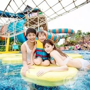 水上乐园免费玩!景点免费逛!万斤西瓜随心吃……尽在西九华山清凉消暑月
