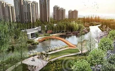 【规划】休宁路改造升级:下穿匡河对接西二环