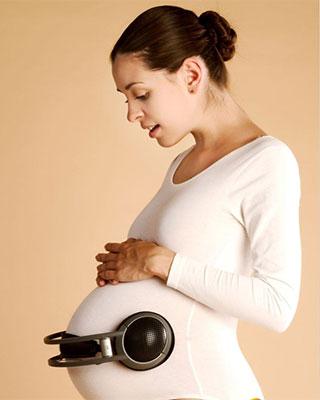 和宝宝交流 从孕期开始