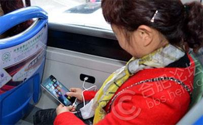 【回应】公交车上usb接口成摆设 官方:将维修