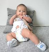 宝宝穿的袜子应该怎么选?