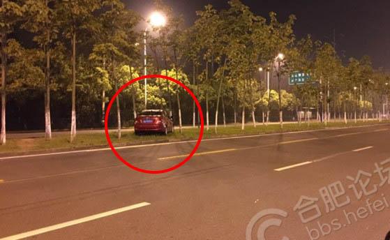 【曝光】停车停到绿化带上,这样真的好吗?
