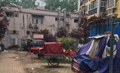【求助】天门湖新界小区里的饭店求整治