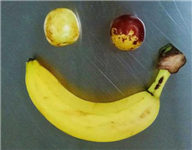 揭秘最恶心吃法香蕉和枣一起吃