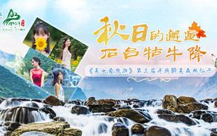 【美女爱旅游】第28期 石台牯牛降第三届森林仙子活动