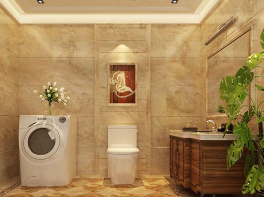 水路设计: 1、洗衣机的水龙头一个 2、拖把池的水龙头一个(不设拖把池也最好留出一个水龙头来清洗拖把) 3、热水器的进水口和出水口 4、坐便器接口一个 5、洗面盆的冷热水口两个 6、两个下水地漏:洗衣机一个和淋浴一个 电路设计: 1、最好在坐便器的后面留有插座(方便以后装便洁宝,先不用的话可要求电工将线头包好,扣个面板)。 2、还有在洗面盆的右边留个插座开关(可以洗完澡吹吹风和控制镜前灯的开关)。 3、洗衣机的插座(卫生间的主灯和排风扇的开关一般在卫生间的门外;线路一般放在吊顶上面)。 其他注意事项: 1