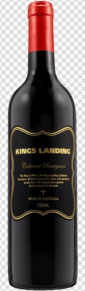 澳洲原瓶进口君临堡干红葡萄酒