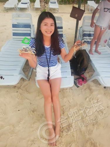 沙滩掏出的螃蟹.jpg