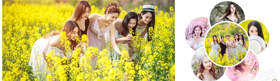 美女军团三月主题大片隆重来袭,春季当美女遇到花的那刻