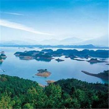 情定千岛湖、相约浪漫季