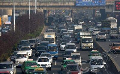 【图解】春运高速十大拥堵路段公布,安徽上榜