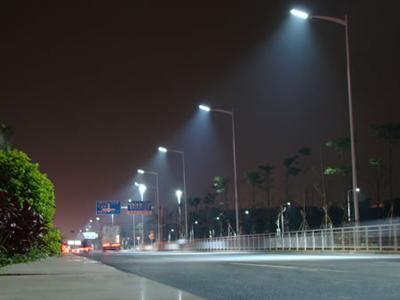 路灯照明监控实现全覆盖