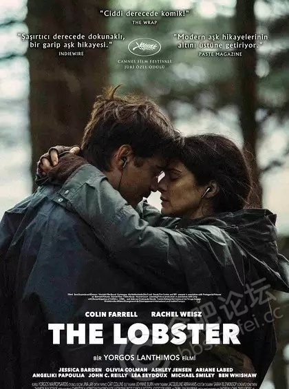 the lobster 剧照