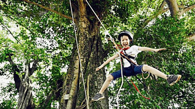 精选活动丨丛林探险!寻找合肥林间小勇士!【9.3】