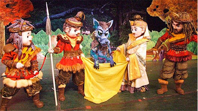 半价观剧:东郭先生与狼,看危机时刻,东郭先生智斗大灰狼
