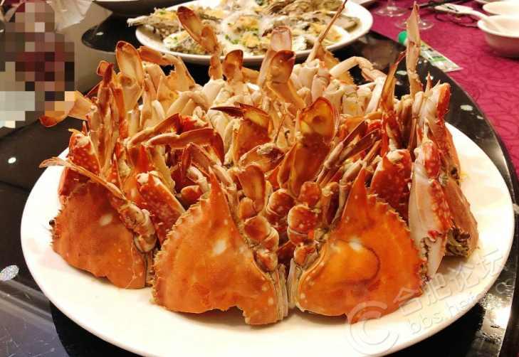 公司领导请客去吃海鲜!海鲜市场直接拿货来烧