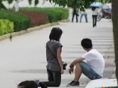 男友为学习分手 女生欲自杀