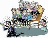 2050年中国老年人口突破3亿