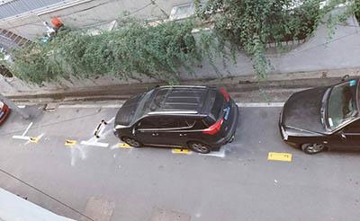 【求助】未经业主同意车位被私占,该找谁?